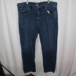 Tommy Bahama Mens Straight Jeans 42x34
